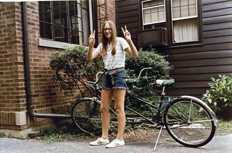 Terri, in 1977