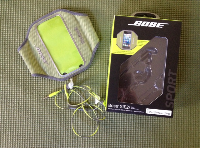 Bose sport in-ear headphones