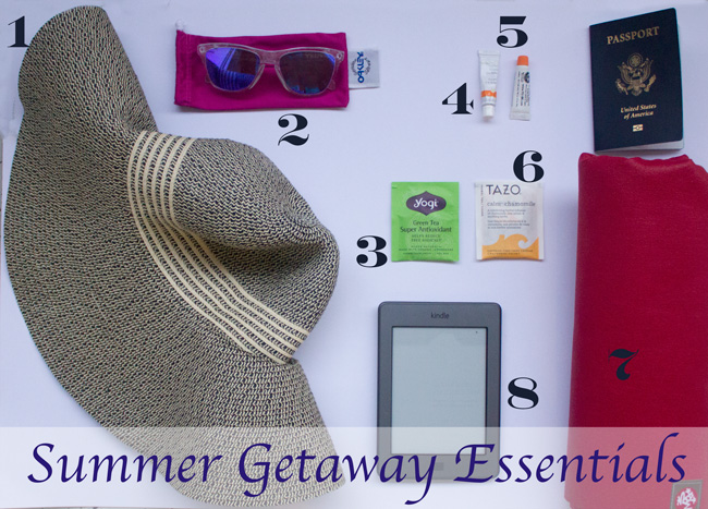 Summer Getaway Essentials