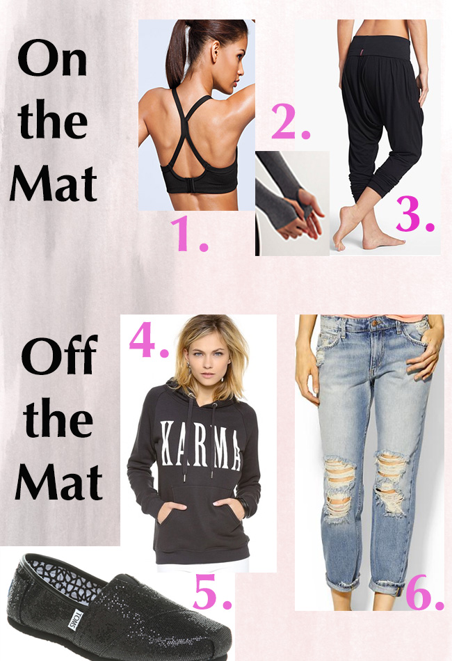 On the Mat | Off the Mat