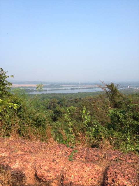 View in South Goa
