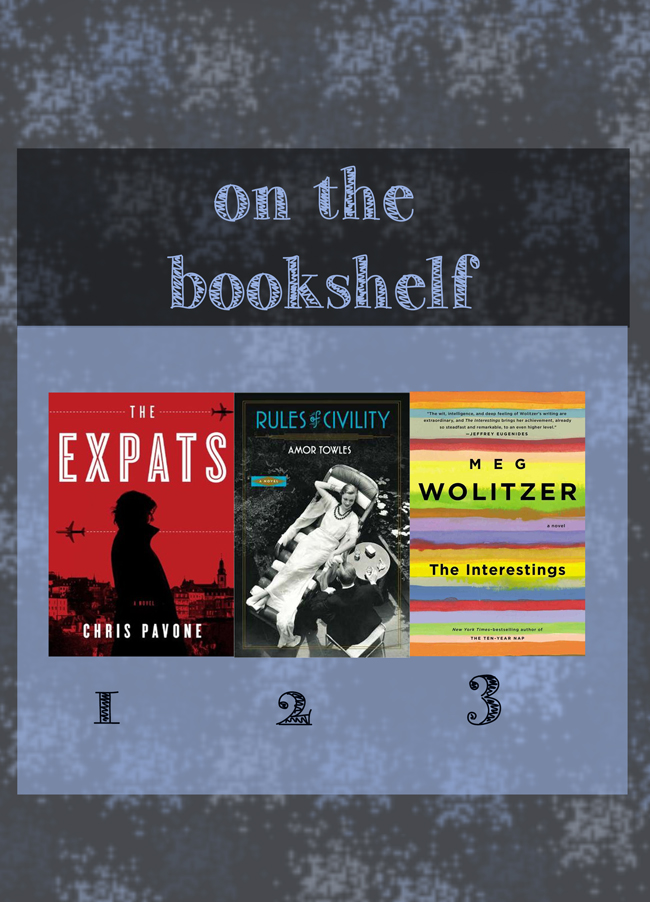Pin it! Book recommendations
