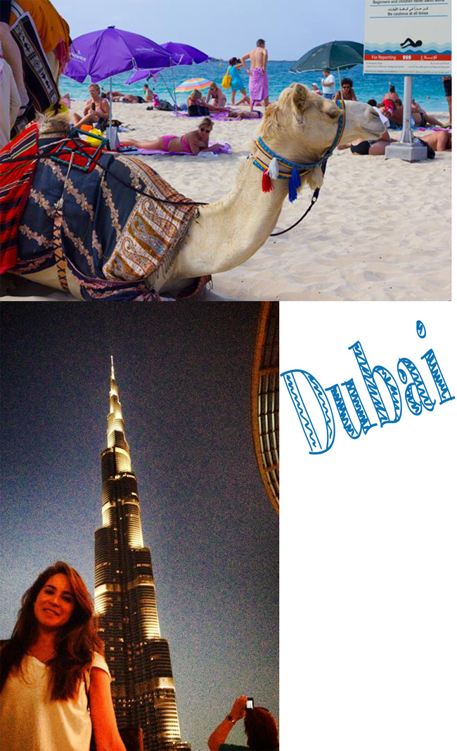 Dubai travels