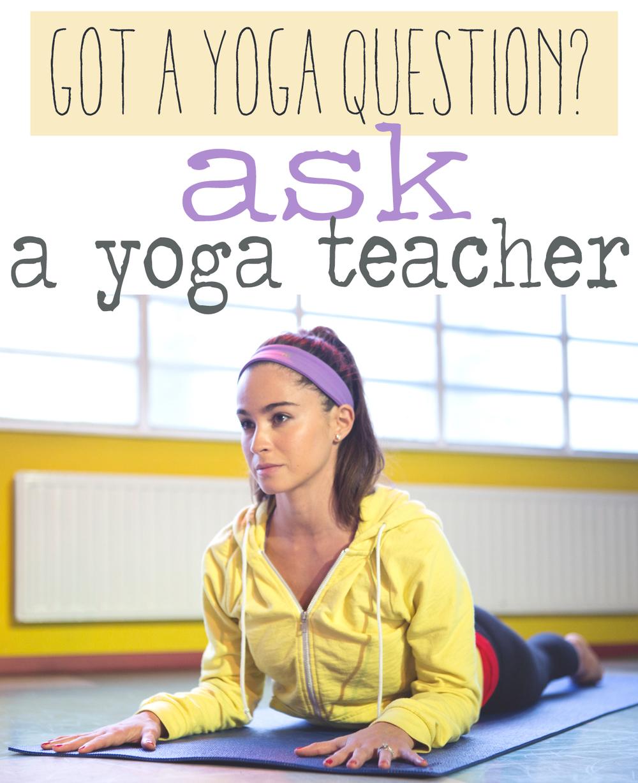 Have a yoga question? Ask it here! Wearing: urban outfitters sweatshirt (similar), F21 basic tank, lululemon headband (similar), lululemon wunder unders (similar)