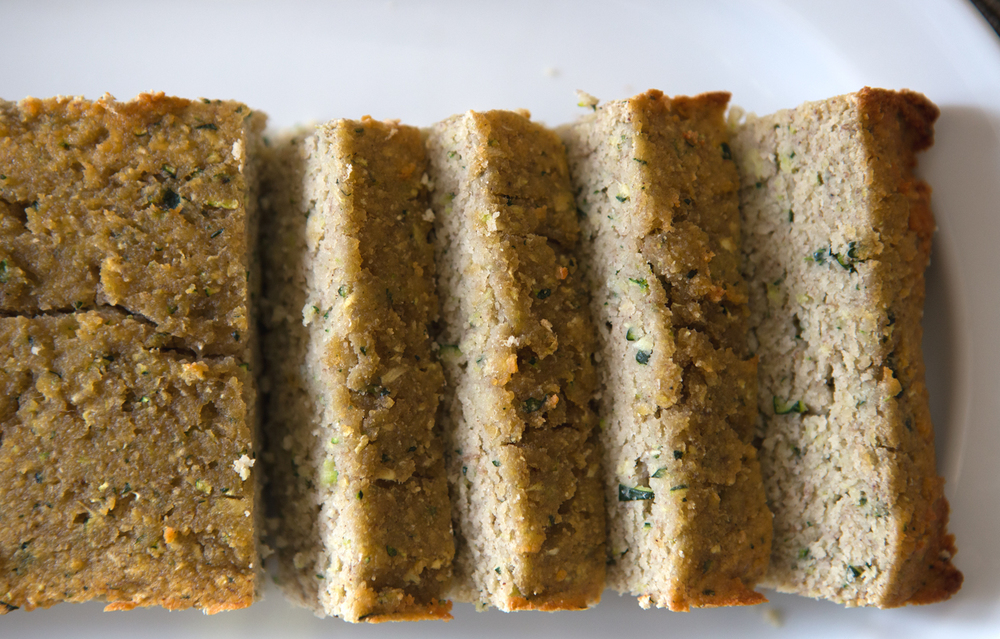 Pin it! GAPS banana zucchini loaf.