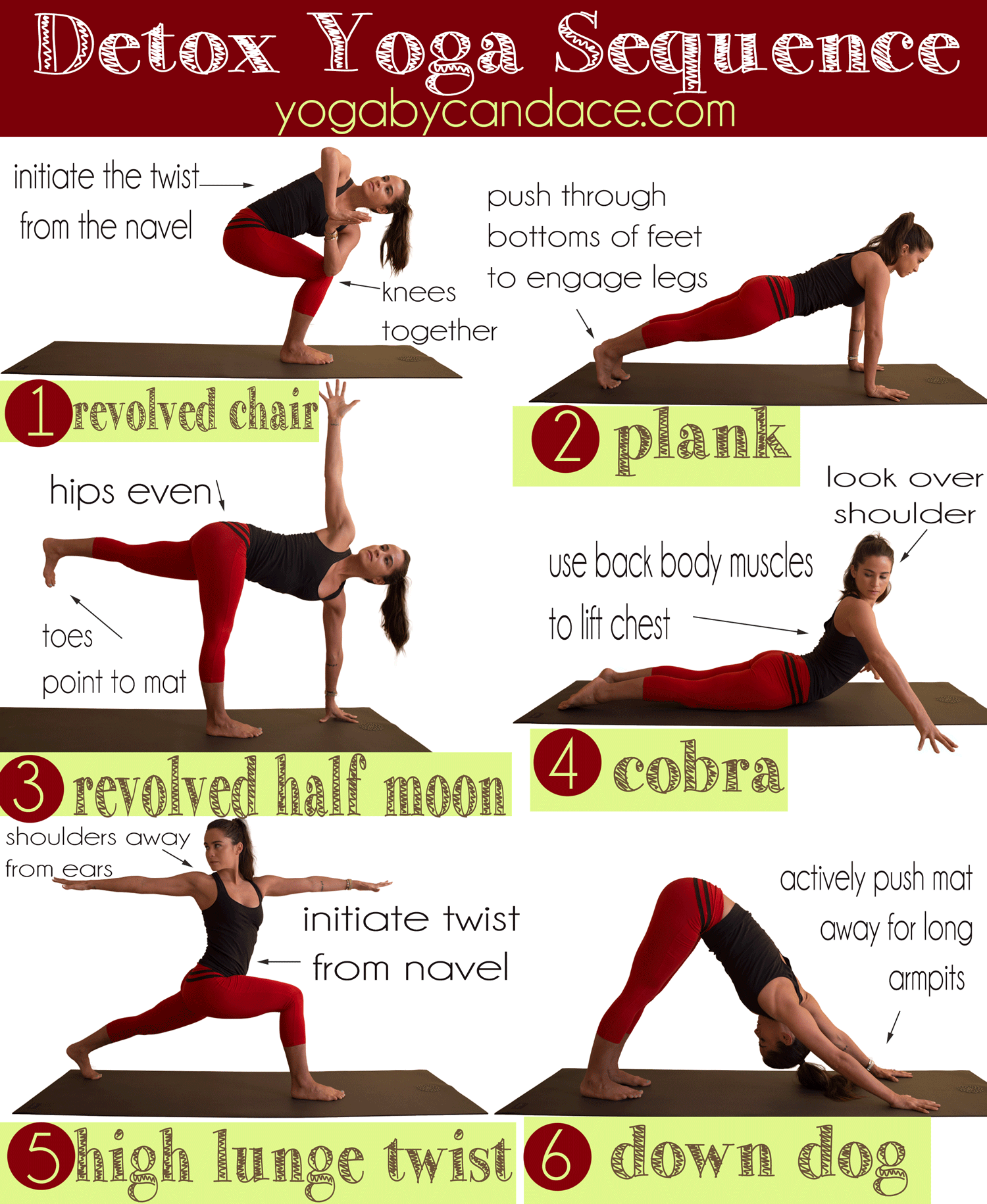 Detox with Yoga