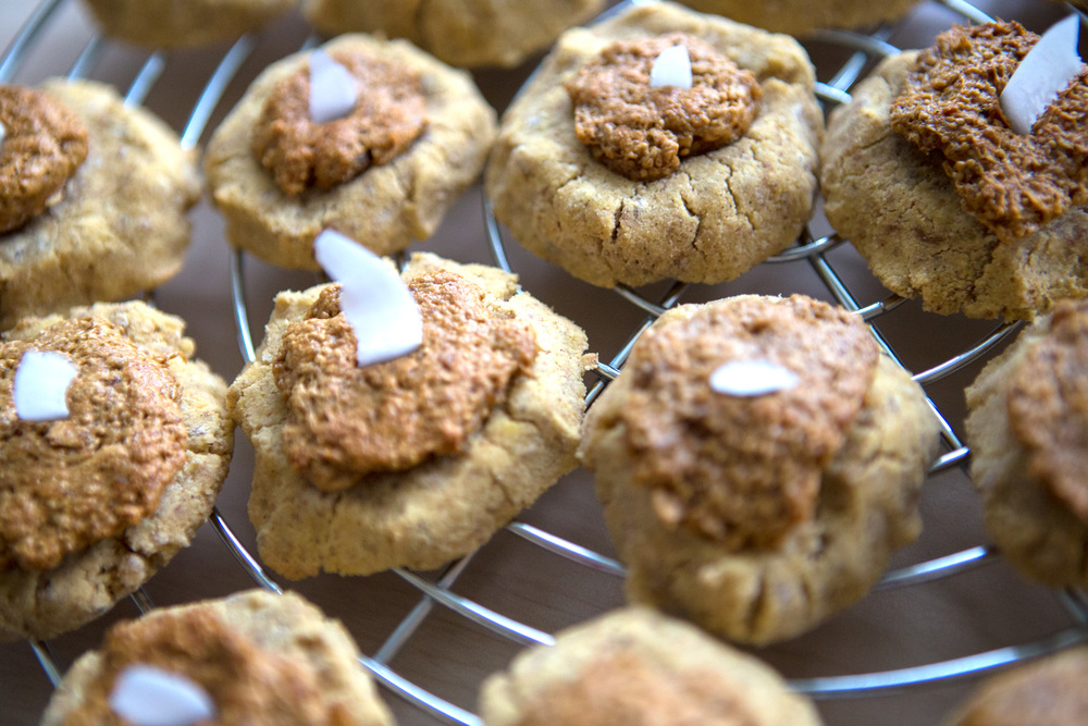 Gluten-Free Fig Newton Cookies — YOGABYCANDACE