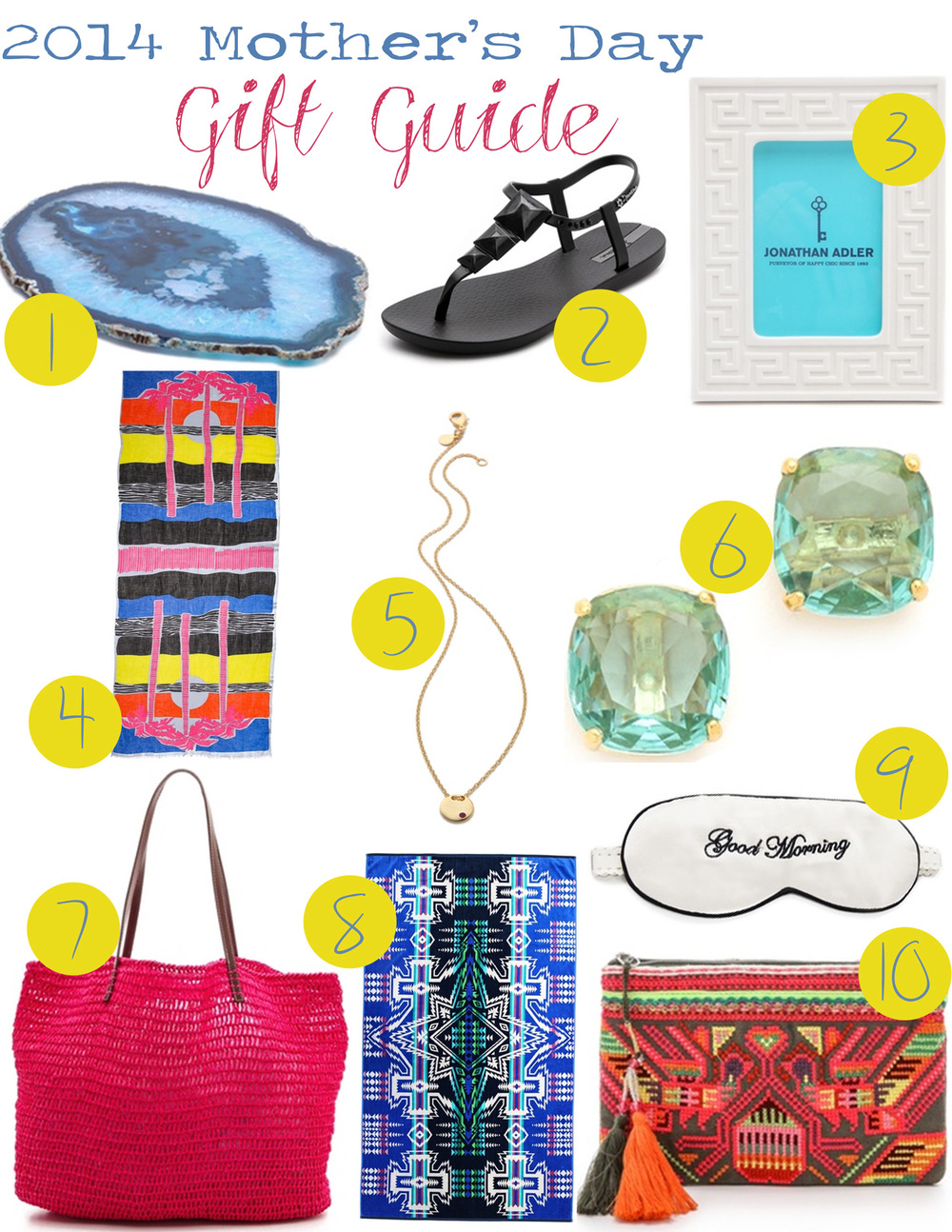 Pin it! Gift ideas for mom, and they're all on sale!