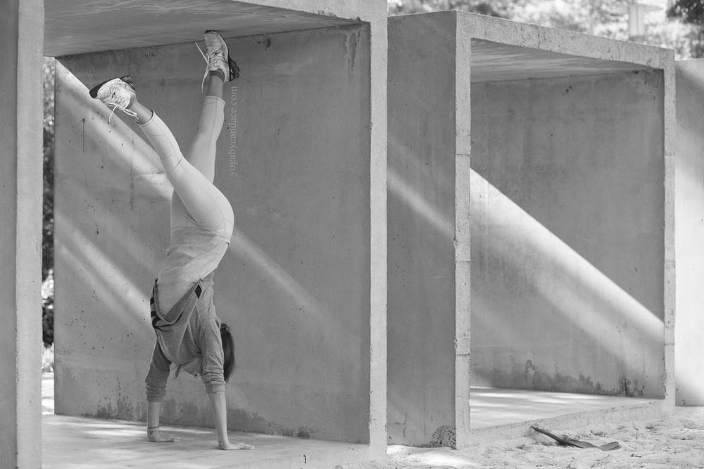 Yoga at LACMA