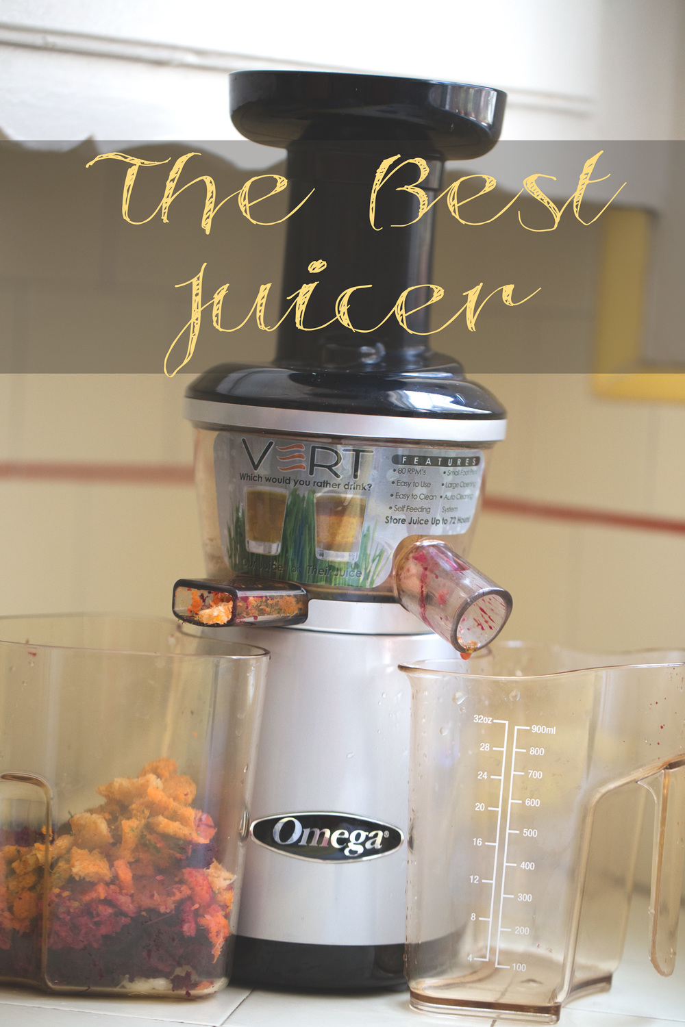 Pin it! The best juicer