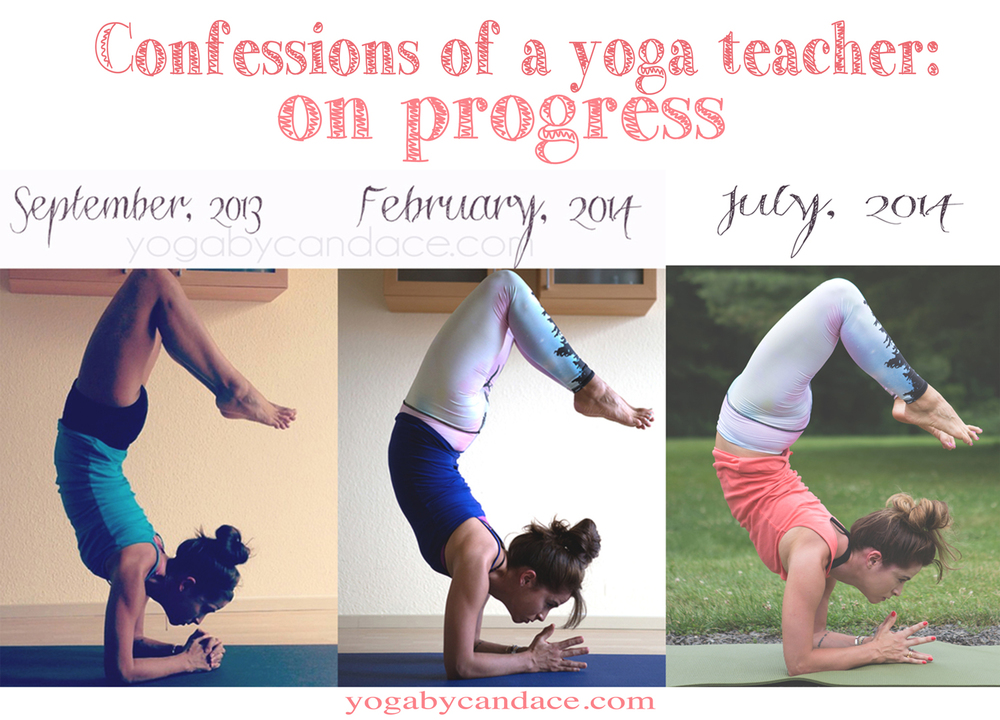 ... yoga instructor writes a healthy living blog with an emphasis on yoga