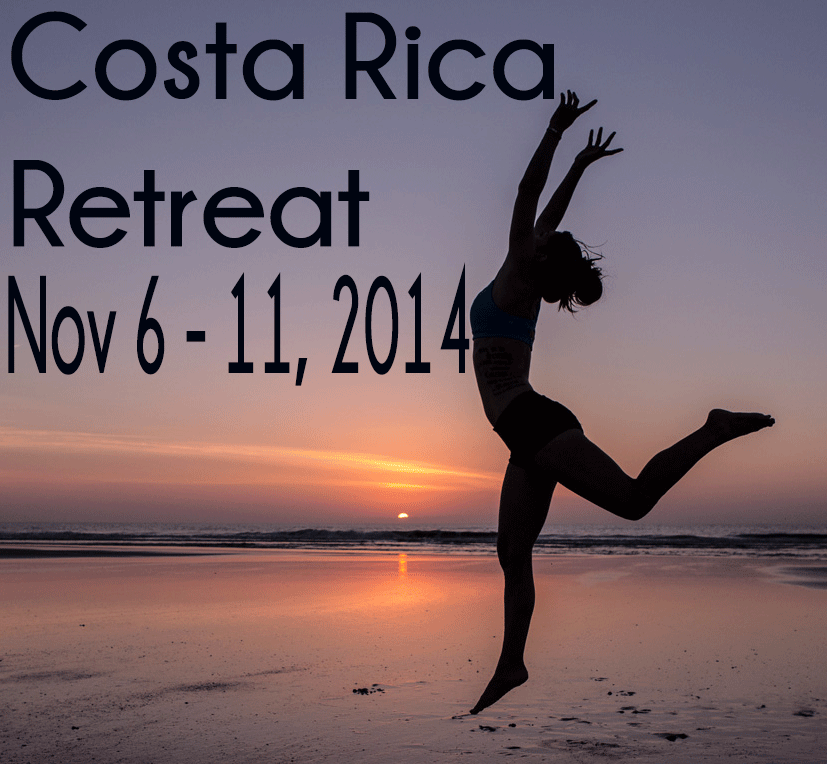 Yoga Retreat in Costa Rica - see the Costa Rica Recap here.