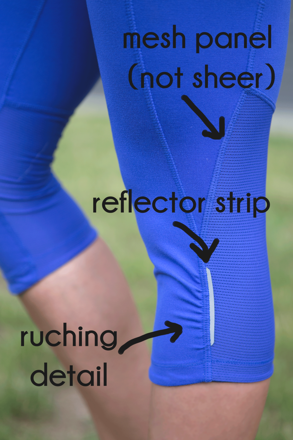 Details of Athleta Be Free leggings