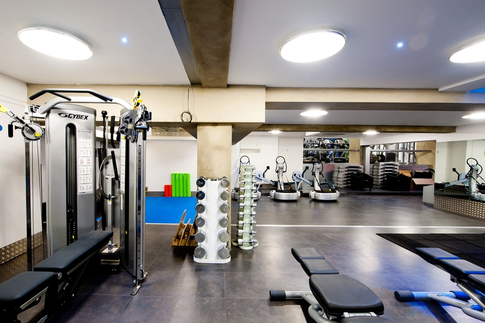 The Third Space fitness center