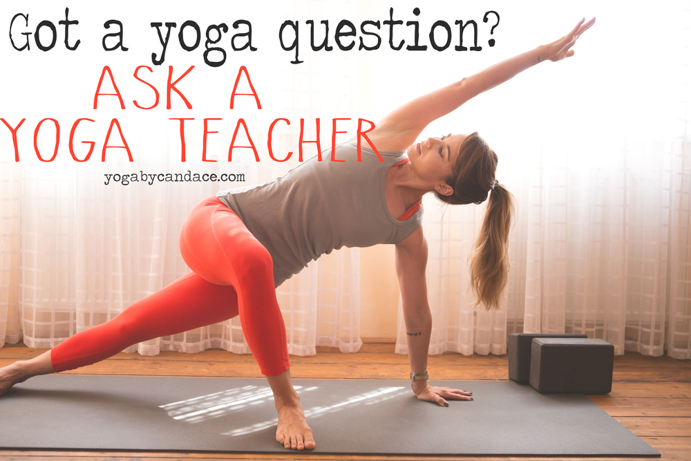 Pin now, read later! Wearing: Athleta pants, Splendid tank.Using: manduka mat, yoga blocks.