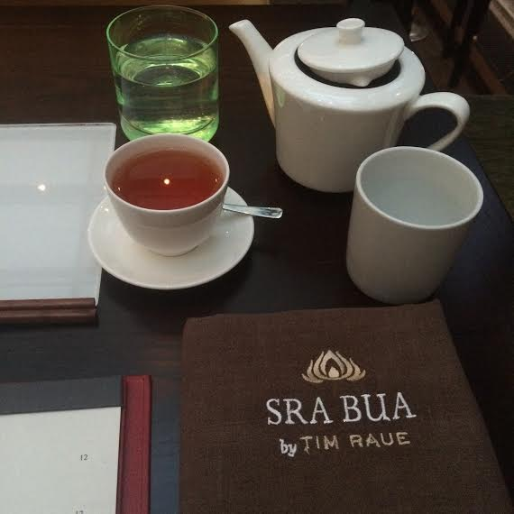 Dinner at Sra Bua by Tim Raue