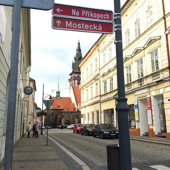 Street pronunciation