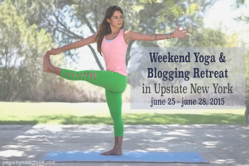 Pin it! Summer 2015 yoga retreat