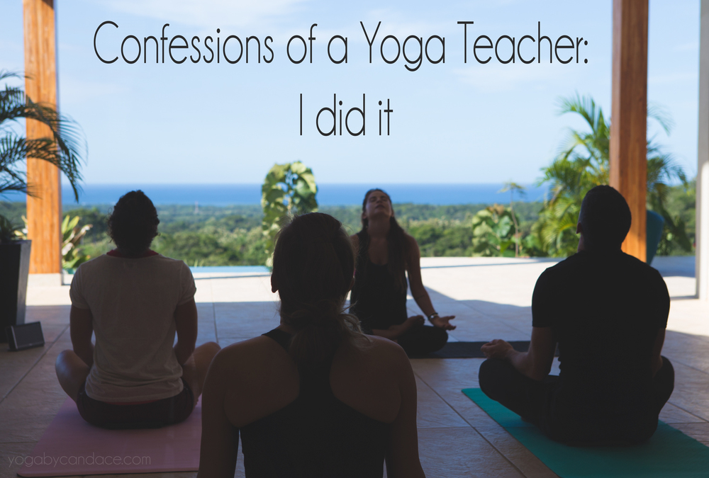 Morning pranayama practice at our Costa Rica retreat