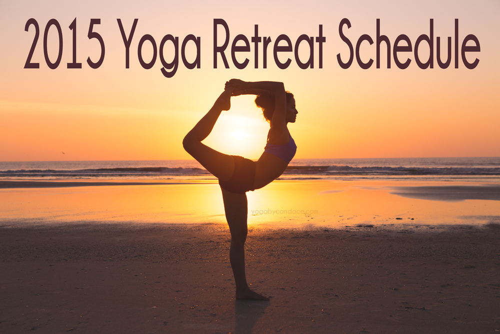 Sign up for an unforgettable yoga retreat in 2015!