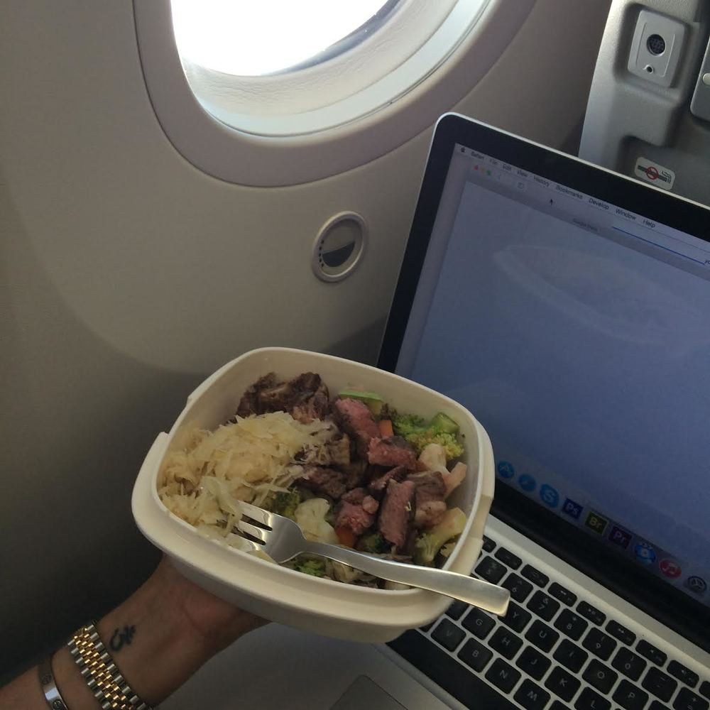 GAPS diet on international travel