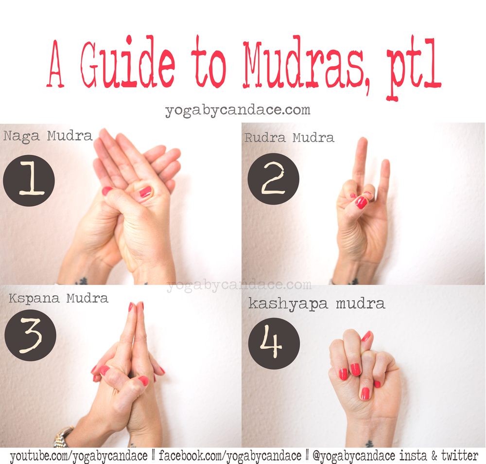 Pin now, practice later: a guide to mudras for meditation Wearing: peach daiquiri polish
