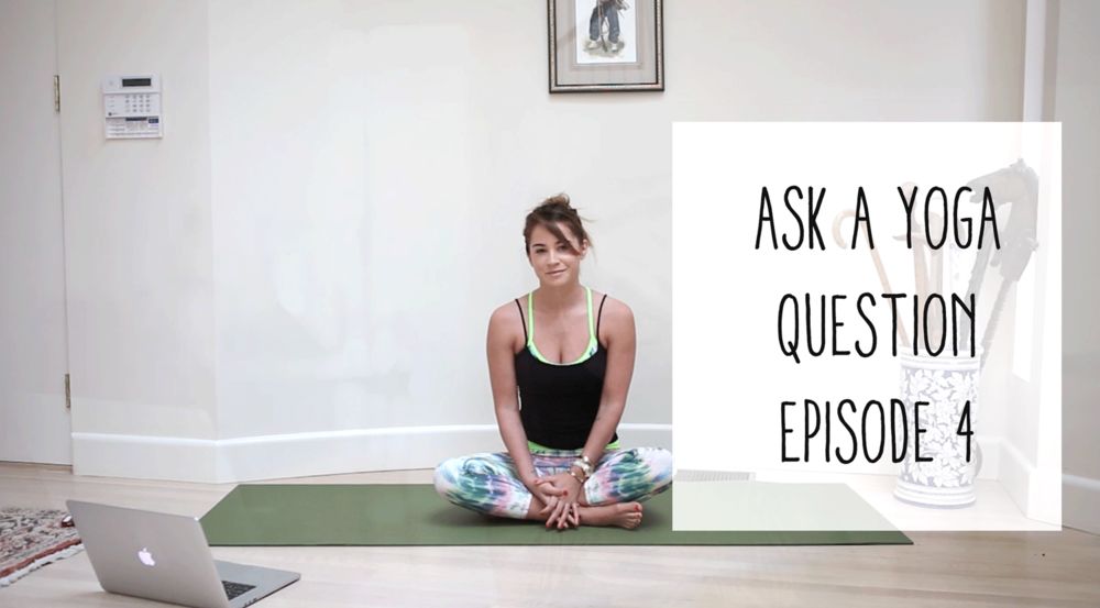 Ask a yoga question  Wearing:  PrismSport pants .