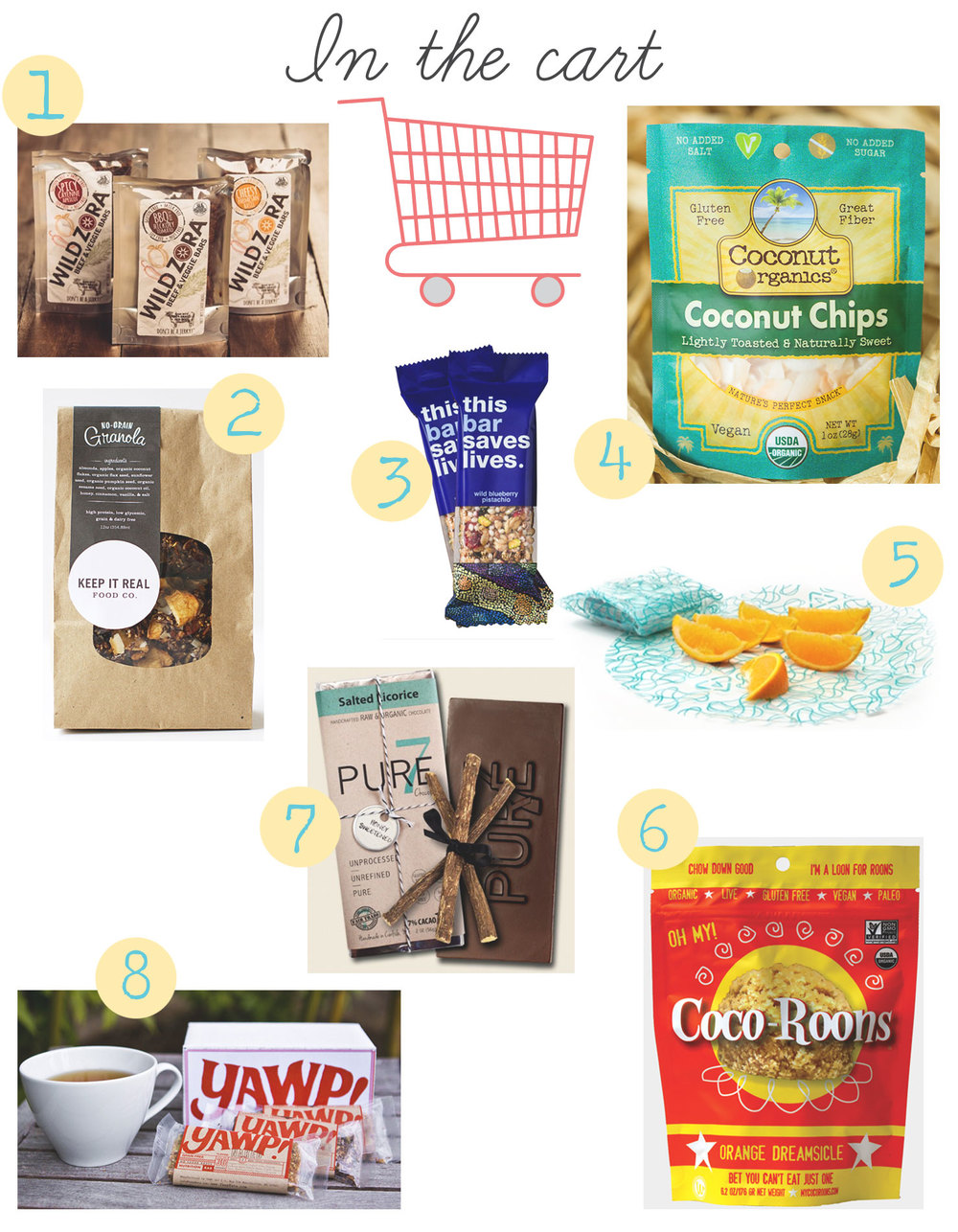 Pin now and enter to win these awesome travel snacks!