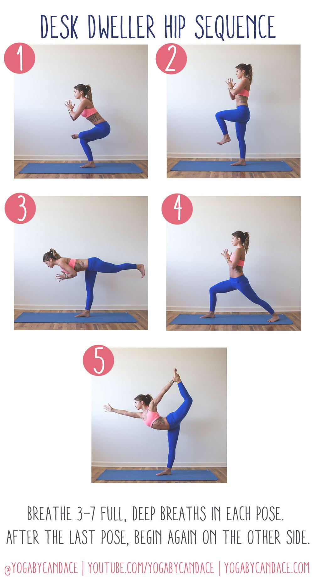 Pin now, practice yoga later! Wearing: Pink Sun Activewear leggings (similar), Montiel Activewear bra (similar) Using: Jade harmony yoga mat.