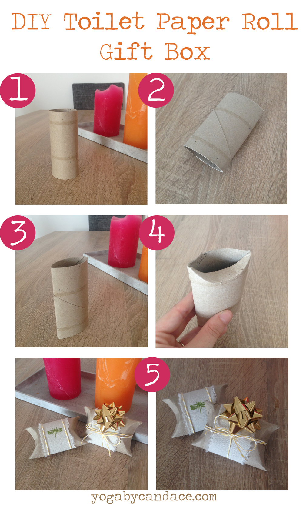Pin now, practice later: DIY Toilet Paper Roll Gift Box