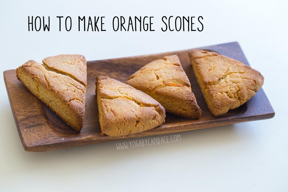 orange-scones