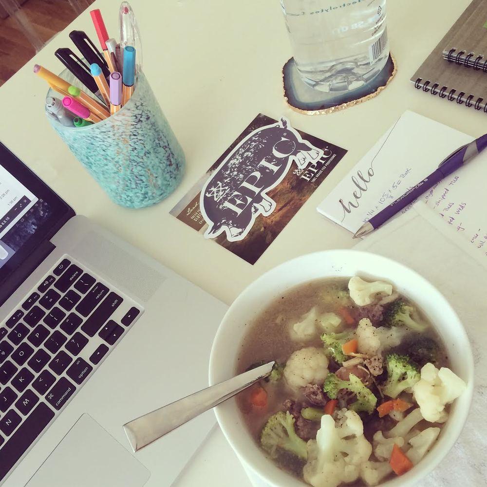 GAPS soup