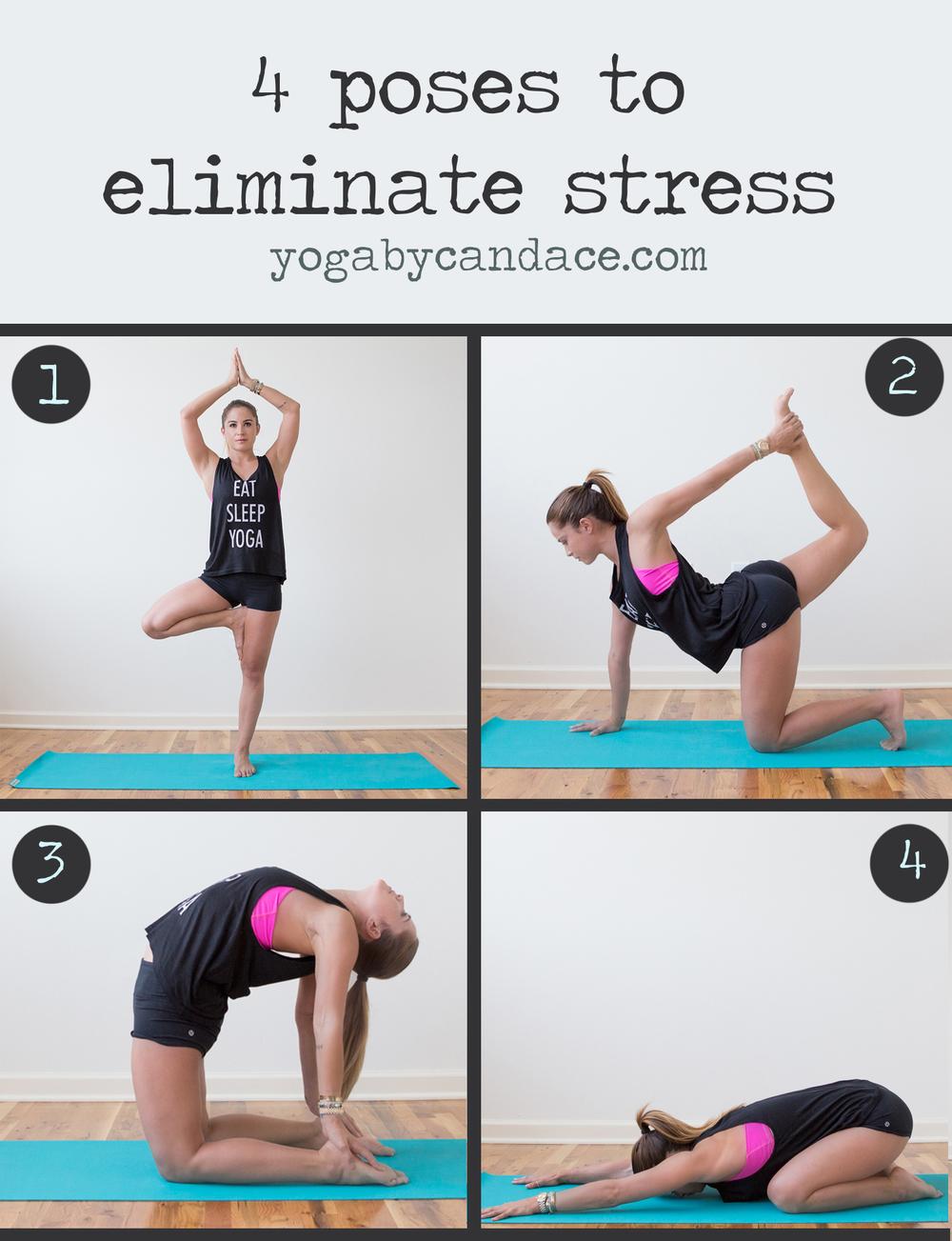 Pin now, practice later! Wearing: Sociable Apparel tank c/o, lululemon shorts. Using Jade yoga mat.