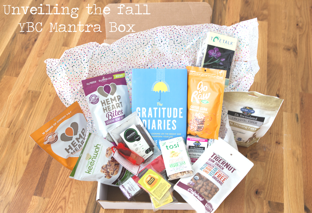 Fall YBC Mantra Box
