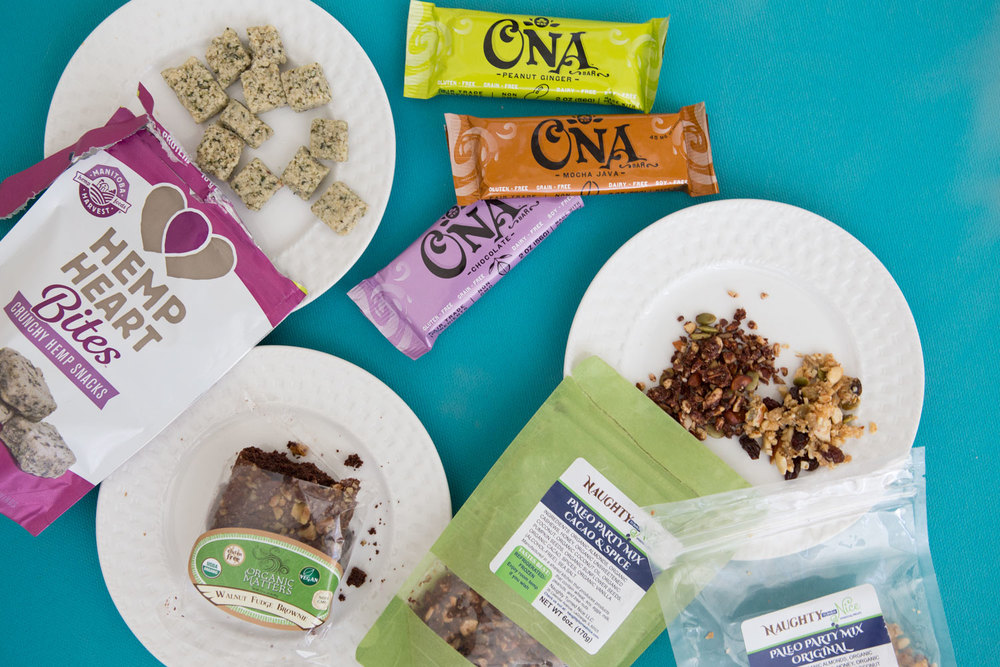 Four healthy food companies that make great after school snacks