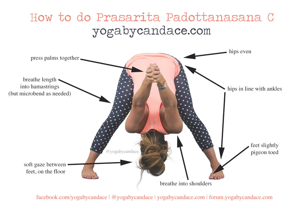 Pin now, practice parasite padottanasana c later  Wearing:  kira grace leggings , sweaty betty tank (old).