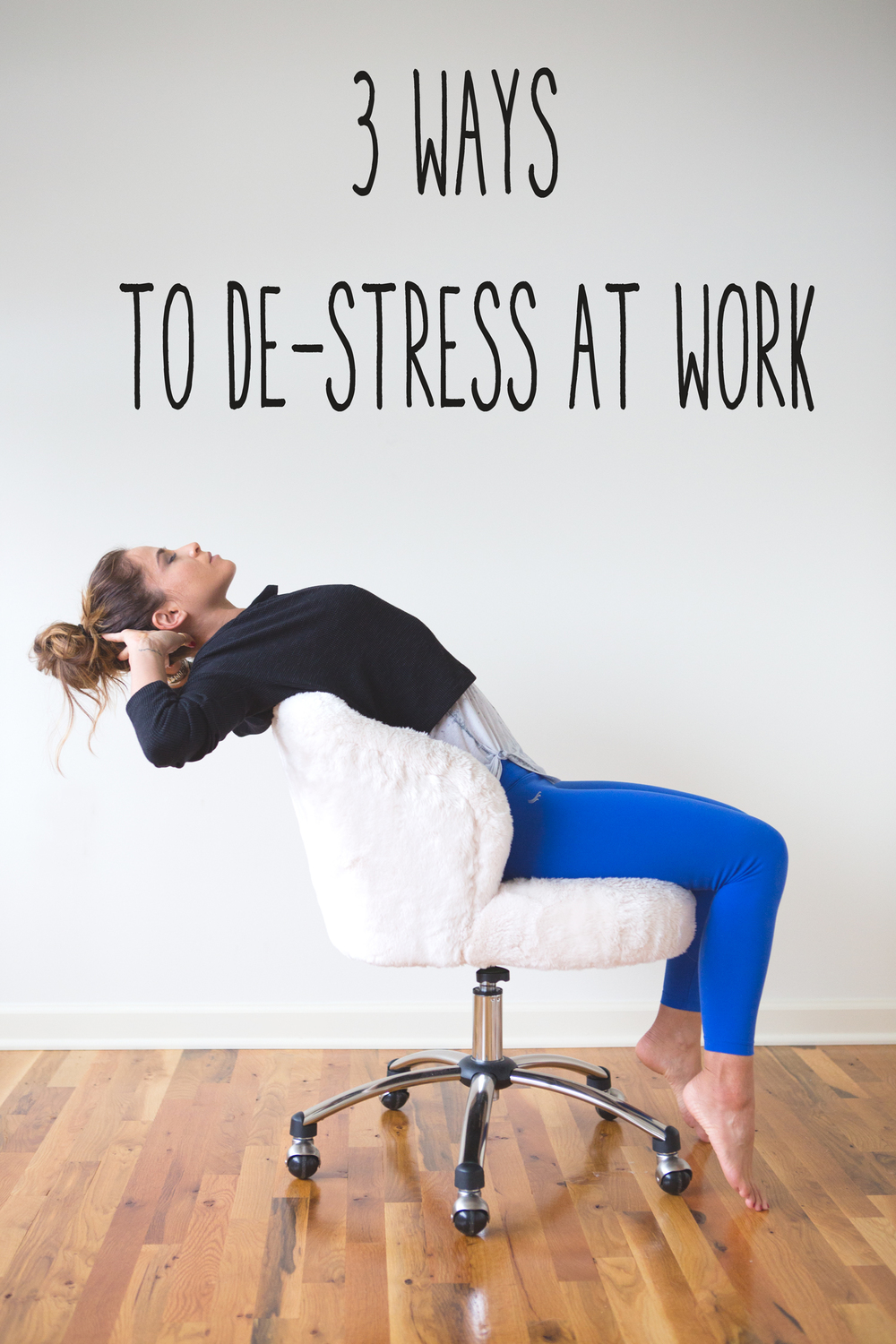 Pin now and read later - de-stressing ideas for work
