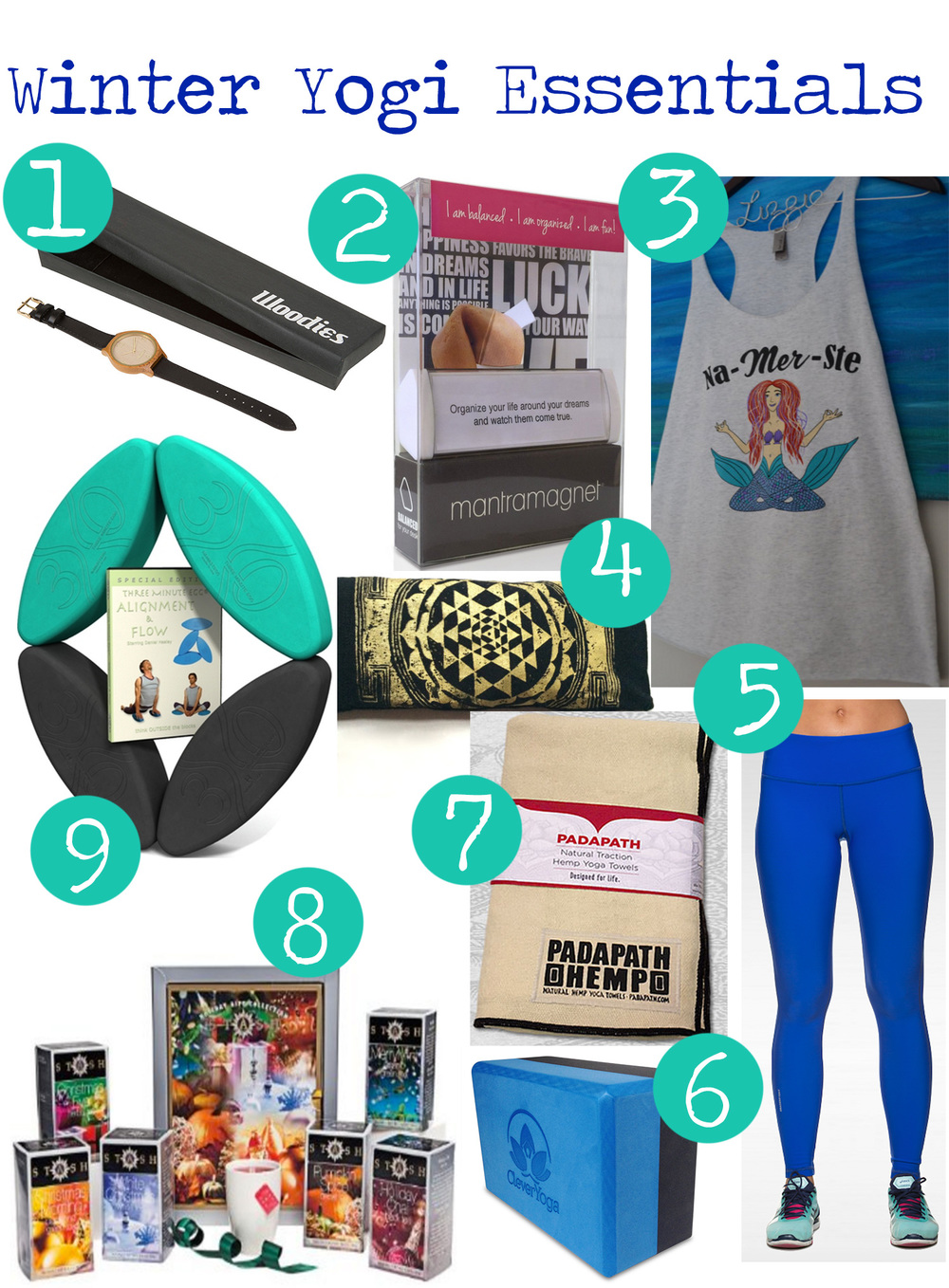 Pin now and enter to win the Winter Yogi Essentials Giveaway