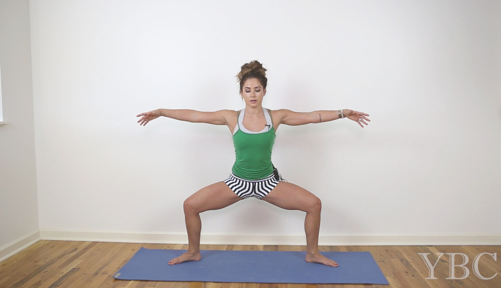 10 minute yoga for leg strength video  Wearing:  hardtailforever shorts . Using: Jade yoga mat.