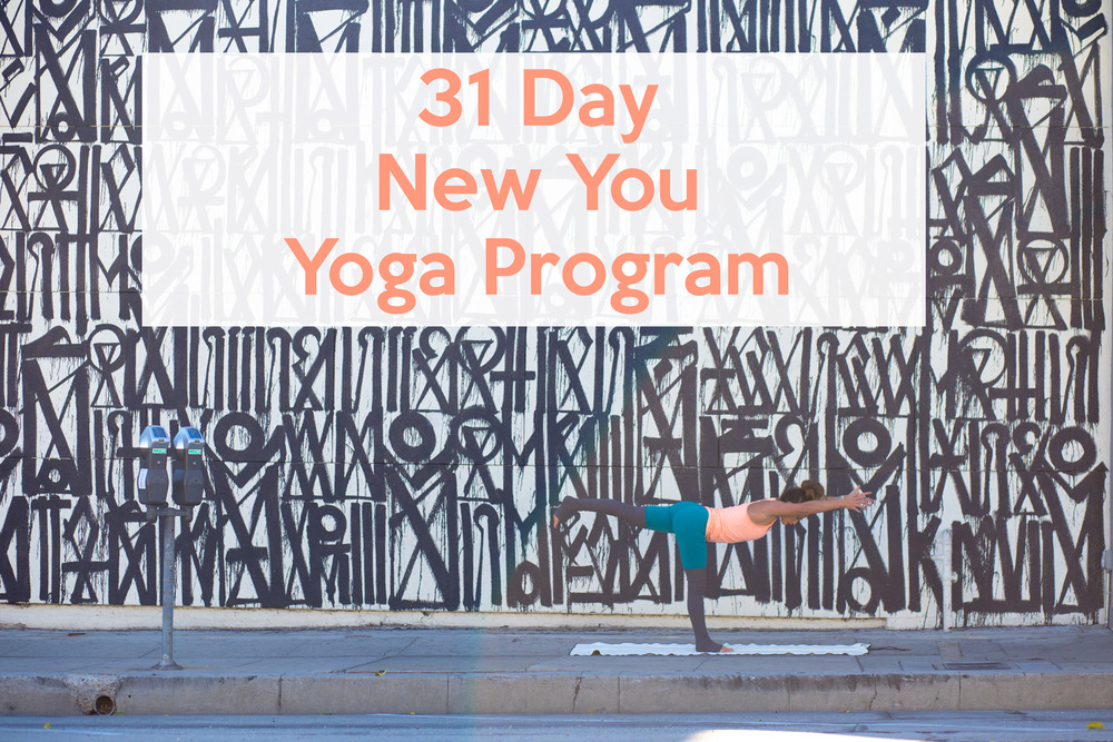 Pin now for easy access to the New You Yoga Program!