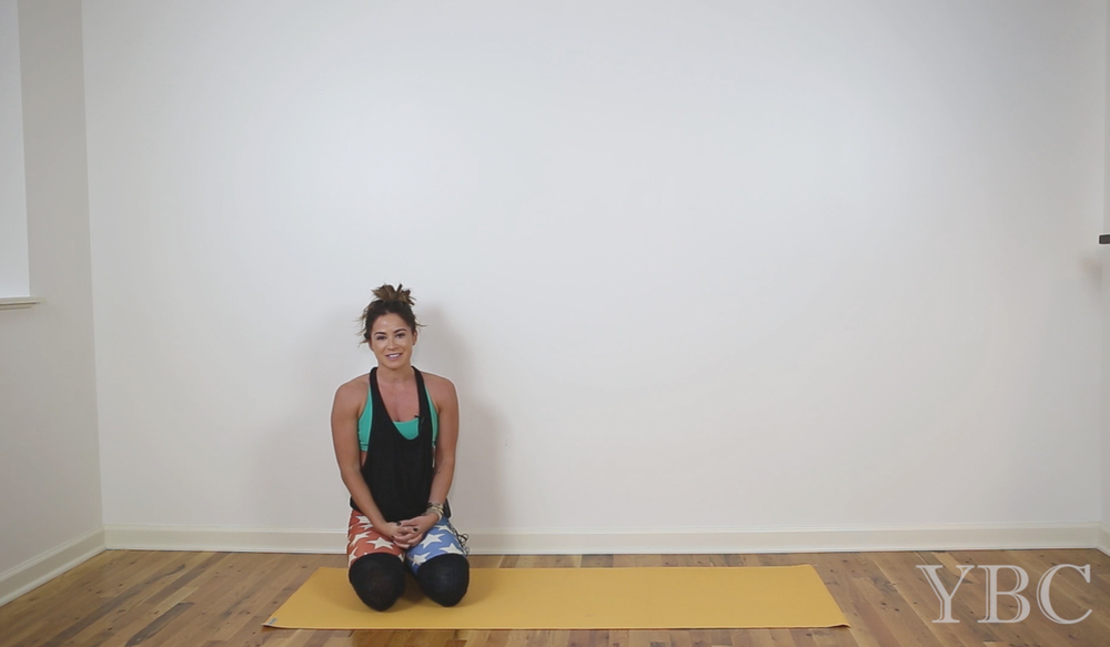 Pin now and build your upper body strength with this pyramid push up video  Wearing: sadhana bra, teeki pants c/o,  leg warmers , hard tail forever tank.  Using:  Jade voyager mat  c/o