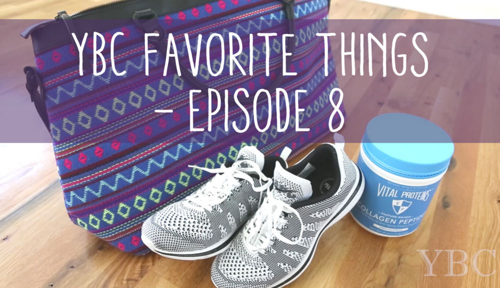 Favorite Things - January