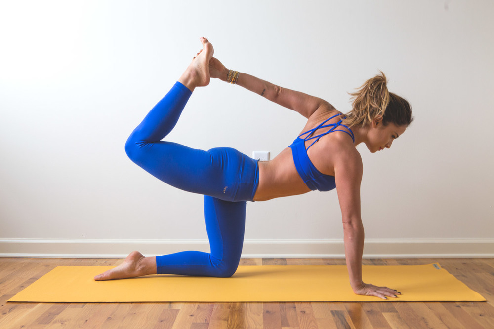 The Best Travel Yoga Mat Jade Voyager Yogabycandace