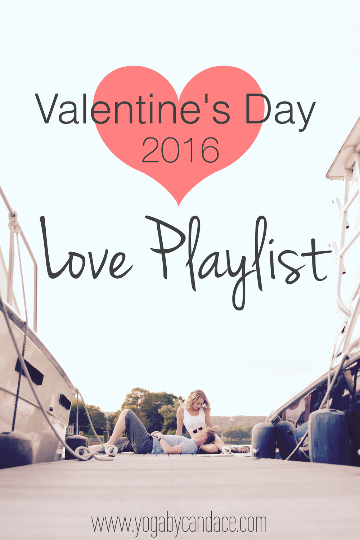Love Playlist 2016
