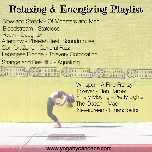 Pin Now - Play Later, Relaxing & Energizing Playlist
