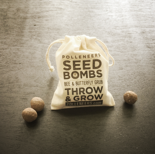 Seed Bomb Bag - Williams Honey Farm