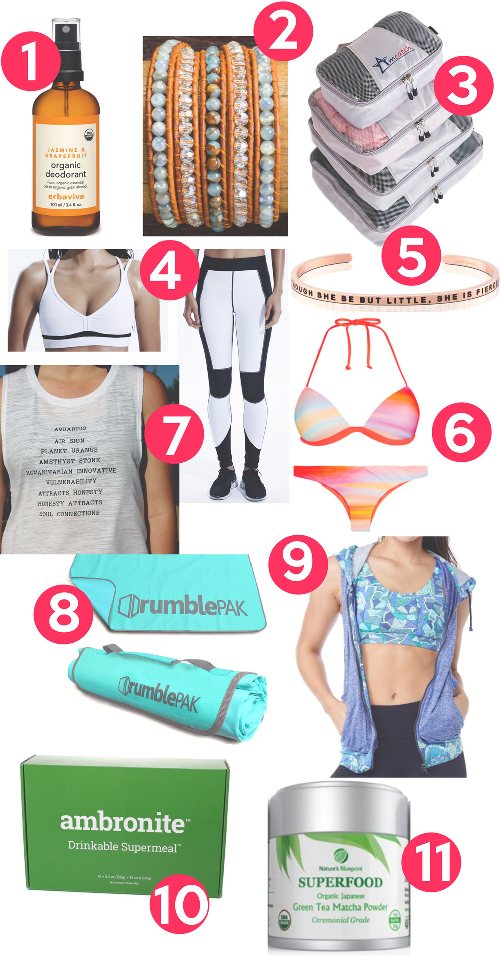 Pin now and enter to win - Yoga retreat packing guide giveaway