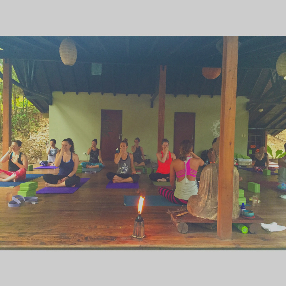 Best of Both Worlds Yoga Workshop