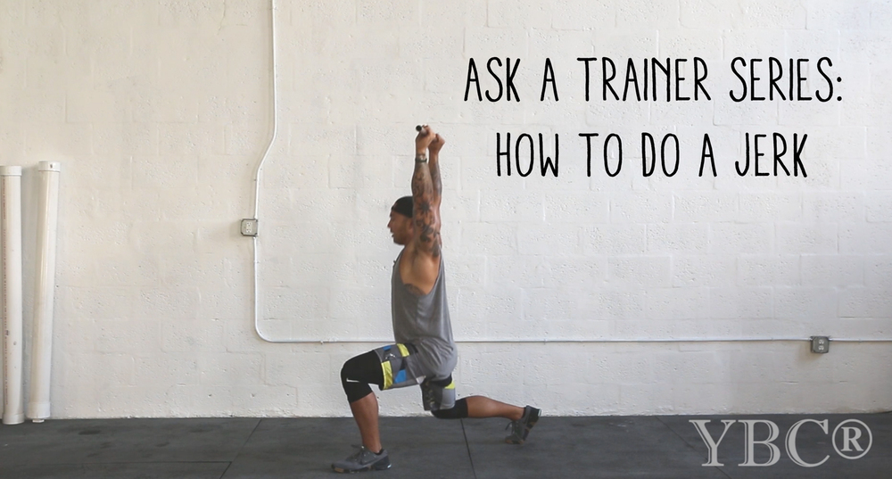 Pin it now, practice later - how to do a jerk
