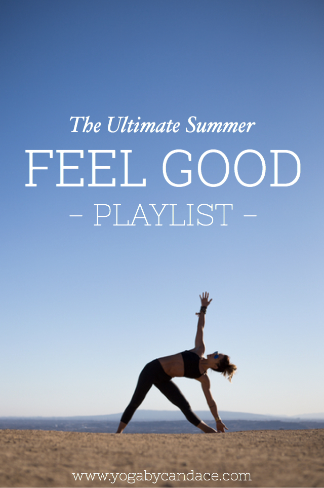 Pin Now, Play Later: The Ultimate Summer Feel Good Playlist